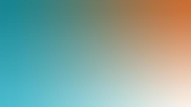Farbverlauf, verschwommene creme, wüstensonne, türkis, blaugrüner grüner farbverlauf tapetenhintergrund