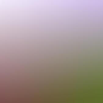 Farbverlauf, verschwommenes grün, kastanienbraun, hellviolette farbverlauf-tapetenhintergrund-vektorillustration