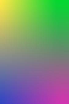 Farbverlauf, verschwommenes lindgrün, fuchsia, blaue iris, gelber farbverlauf tapetenhintergrund