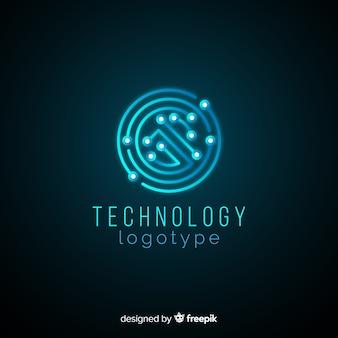 Farbverlaufstechnologie-logo