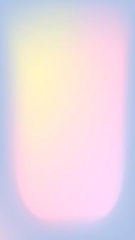 Farbverlaufsunschärfe weicher rosa pastell-telefon-tapetenvektor