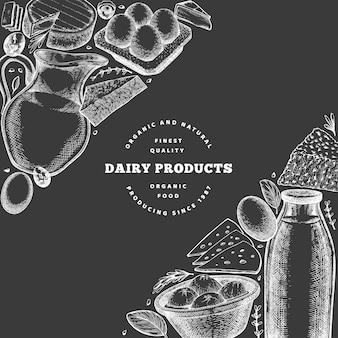 Farm food design vorlage.