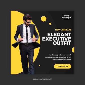 Fashion new collection werbebanner