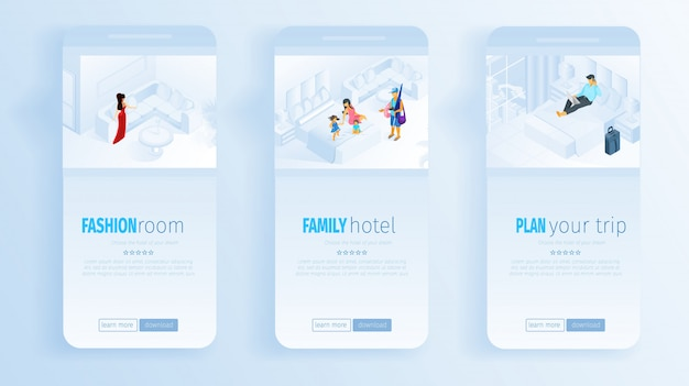 Fashion room familienhotel plan reise social media