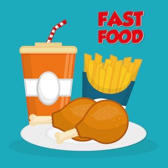 Fast-food-icon-design