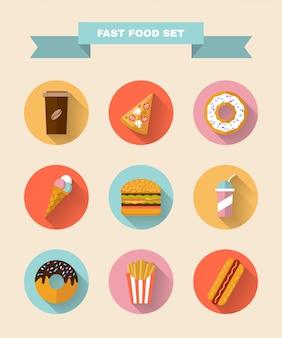 Fast-food-icon-set.