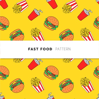 Fast-food-muster