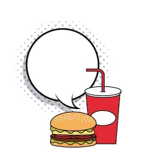 Fast-food-pop-art