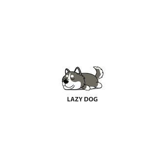 Fauler Hund