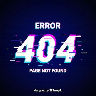 Fehler 404 hintergrund