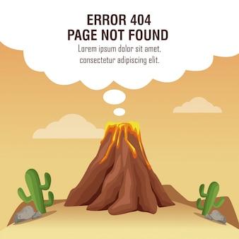 Fehler 404 vulcan thema