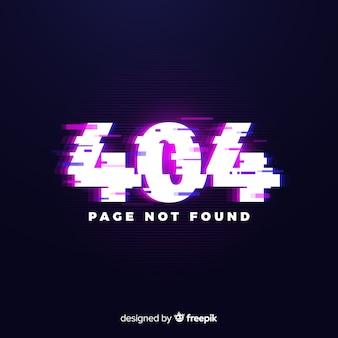 Fehler seite 404 fehler