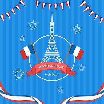 Feier bastille tag