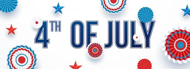 Feier des 4. juli
