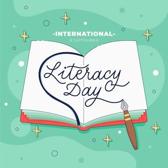 Feier zum internationalen tag der alphabetisierung