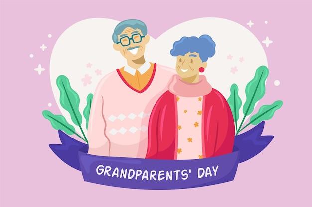 Feier zum tag der nationalen großeltern