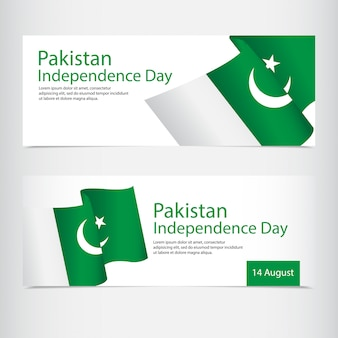 Feier zum unabhängigkeitstag in pakistan