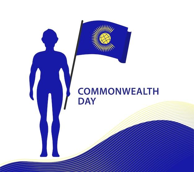 Feiertag der einheit und sicherheit commonwealth-tag kalenderfeiertag