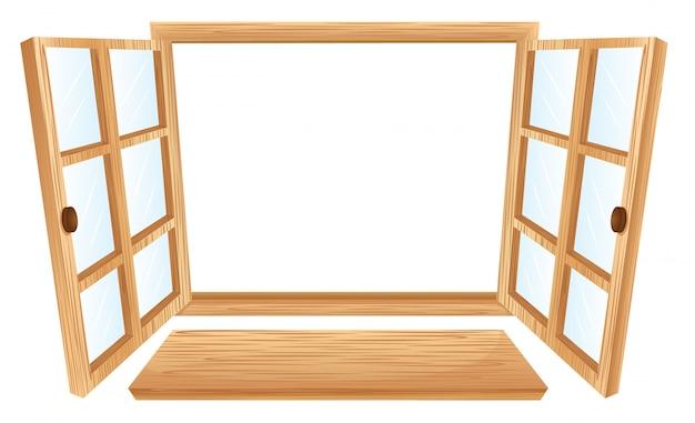 Fenster öffnen
