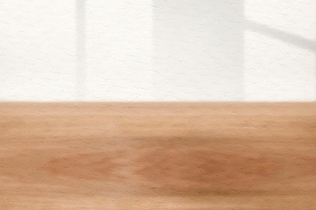Fensterschatten ästhetischer vektor brauner hölzerner beschaffenheitshintergrund