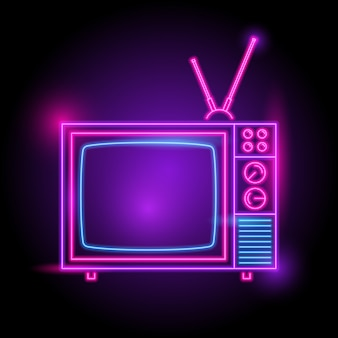 Fernseh-neon-logo