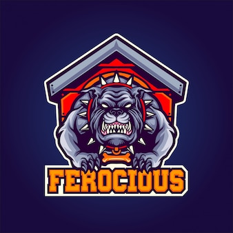 Ferocious hund