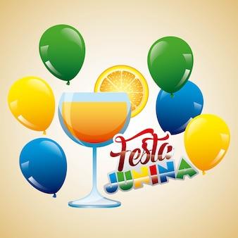 Festa junina brasilien