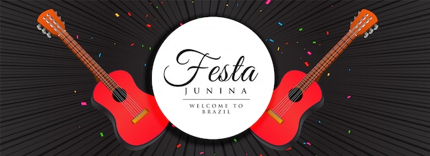 Festa junina party feier design