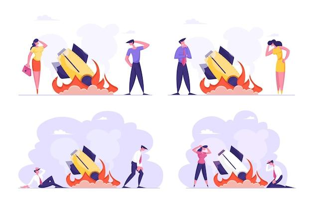 Festlegen des startabsturz-geschäftsfehlers