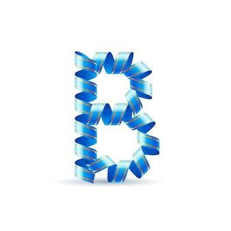 Festliches alphabet