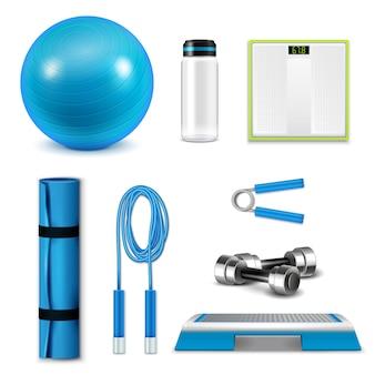 Fetness realistisches set