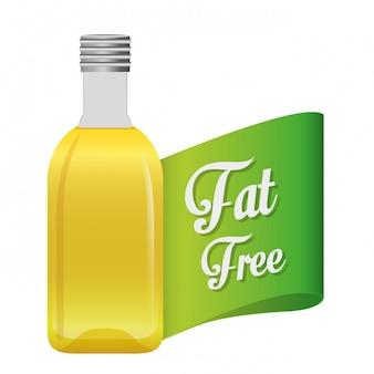 Fettfreies design