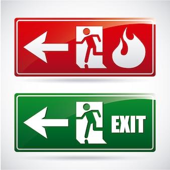 Feueralarm-design