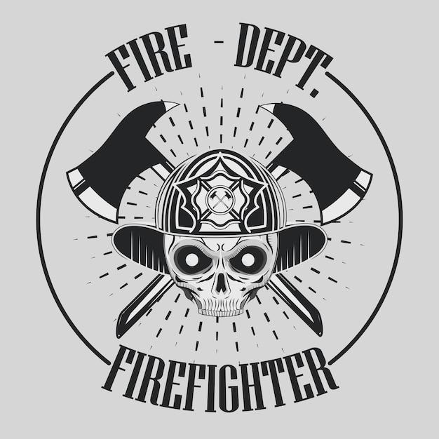 Feuerwehrschädel
