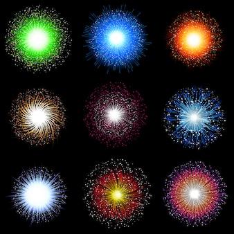 Feuerwerk sammlung