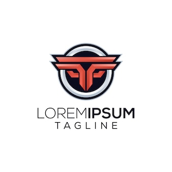 Ff-gaming-esport-logo
