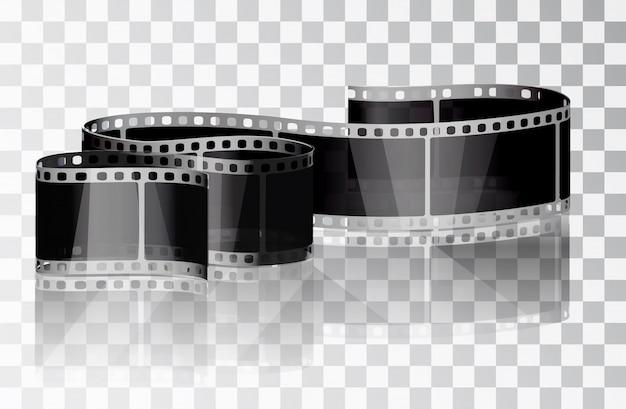 Film auf transparent bündeln
