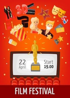 Film festival poster