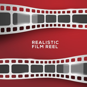 Filmspule vektor