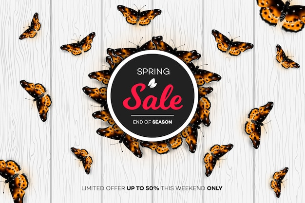 Final spring sale.