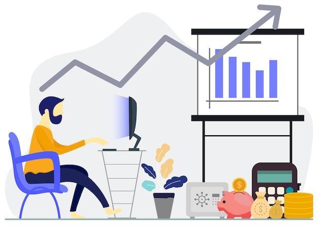 Finanzielle leistung, statistikbericht