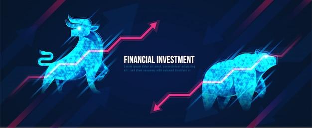 Finanzinvestition an der börse