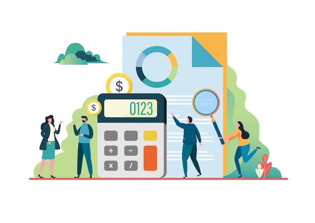 Finanzprüfung