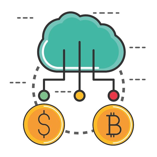 Fintech geld digital