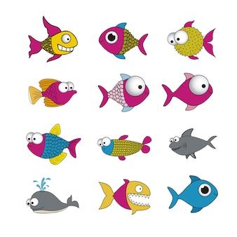 Fisch abbildung