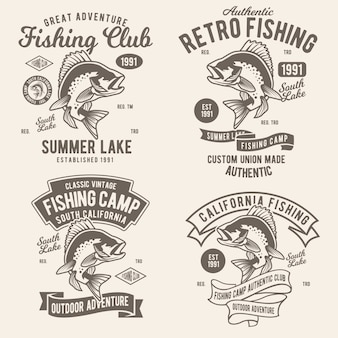 Fischen-abenteuerentwurf