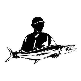 Fischereilogo