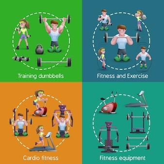 Fitness-bilder