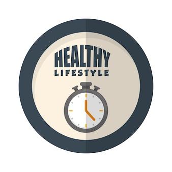 Fitness und gesunde lebensweise