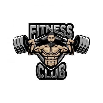 Fitnessstudio logo